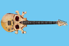 Skull and Crossbones Guitar