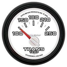"Auto Meter 8549 2 1/16"" Electric Transmission Temp Gauge Dodge Ram Factory Match"