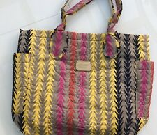 Marc By Marc Jacobs Fabric Tote Bag.  Great For The Beach Or Shopping.  Ref#10