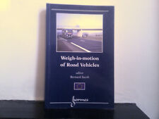 Weigh-in-Motion of Road Vehicles by Hermes (Paperback, 1999)