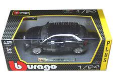 BBURAGO 18-21058 AUDI A1 1/24 DIECAST BLACK