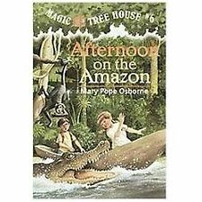 Afternoon on the Amazon (Hardback or Cased Book)