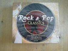 coffret 3 cd rock & pop classics