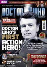 Doctor Who Magazine Issue 448 William Russell Neil Gaiman Glen McCoy Timelash