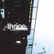 DAMAGED ARTWORK CD Thrice: The Illusion of Safety