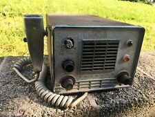 Vintage Johnson Viking Messenger Tube CB Radio