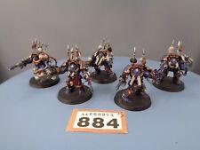 Warhammer 40,000 Chaos Space Marines Night Lords Terminators 884