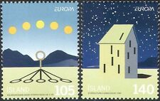 Iceland 2009 Europa/Astronomy/Sun/Science/Observatory/Animation 2v set (n42296)