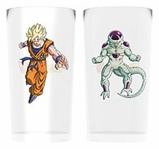 Set de 2 verres Dragon Ball Z Goku VS Freezer