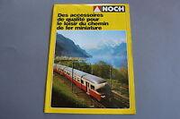 X284 NOCH Train maquette decor catalogue Ho N Z198428 pages 29,7*21 cm F