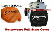 Outerwears Pull-Starter Cover Losi 5ive DB XL Baja CY Zenoah (ORANGE) 20-2273-05