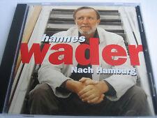 HANNES WADER - NACH HAMBURG - CD - NEU - NUR OHNE FOLIE !!!