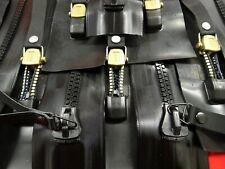 Drysuit Zipper - Bdm / Ykk Proseal® Aquaseal® Airtight Zip - Waterproof Zip