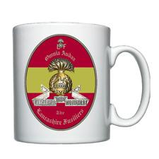 The Lancashire Fusiliers  -  Personalised Mug