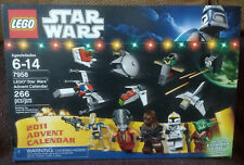 Lego Star Wars 2011 Advent Calendar (7958) New MISB