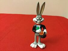 """Looney Tunes BUGS BUNNY Magician PVC Figure Cake Topper 3-1/2"""" tall"""