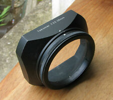 PENTAX m42  28mm f3.5 clamp on lens hood  51mm over 49mm