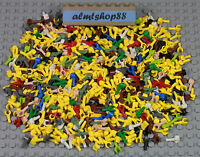 LEGO - Minifigure Hands Lot - Body Part Arms Hand Replacement Yellow Flesh City