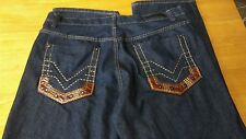 Encrypted Denim Supply Company Relaxed Leg Mens Jeans Size 40X30