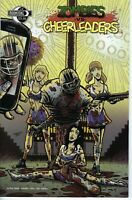 Zombies vs Cheerleaders #4 Cover E - Limited to 200 copies