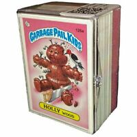 GARBAGE PAIL KIDS - ORIGINAL SERIES 4 - COMPLETE 91 CARD SET + WRAP