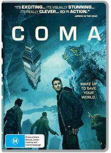 Coma (DVD, 2021) NEW