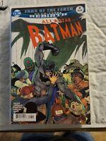 All Star Batman #8 NM Scott Snyder DC Comics Rebirth