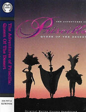 PRISCILLA QUEEN OF THE DESERT ABBA GAYNOR CASSETTE ALBUM SOUNDTRACK THAILAND