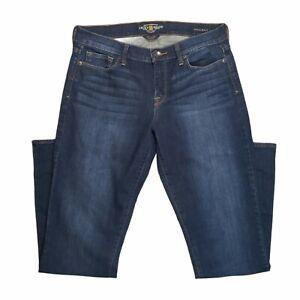 Lucky Brand Sofia Boot Cut Womens Size 10 Indigo Wash Jeans EUC