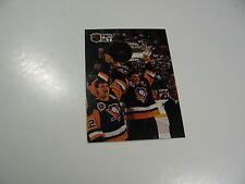 Mario Lemieux 1991 NHL Pro Set Conn Smythe Trophy card #318