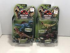jurassic park dinosaurs K.B. Toys Exclusive Set Of 4 2-packs
