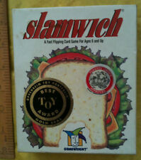 Slamwich game  family fun BEST TOY AWARD WINNING GAME educational 6+