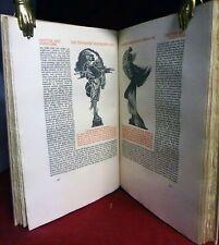 William Shakespeare / Die Tragische Geschichte Von Hamlet Prinzen Von 1929