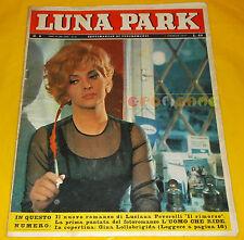 LUNA PARK 1965 n. 6 Gina Lollobrigida