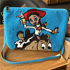 New Disney Jessie and Horse Toy Story 4 Soft Toys Coin case/bag/wallet Gift