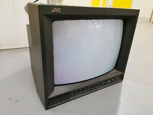 "JVC TM-A14PN 14"" Colour Video Monitor - CCTV - Broadcast - Production"