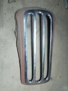Ford Anglia Pop 3 Hole Grill Conversion Panel Hot Rat Rod Gasser Popular E93A
