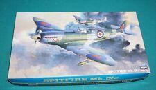 Spitfire Mk. IXc 1/48 Hasegawa Complete & Unstarted.
