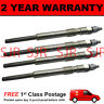 4x For Citroen Relay Peugeot Boxer 2.5 TD TDI  Diesel Heater Glow Plugs
