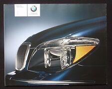 2006 BMW 7 Series Sedan Dealer Sales Brochure~750i 750Li 760i 760Li~Original