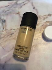 Genuine MAC Studio Fix Fluid Foundation NC18 3ml Sample Pot