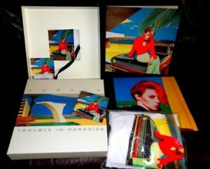 """LA ROUX   TROUBLE IN PARADISE 12"""" VINYL LIMITED EDTION BOXSET   LIMITED TO 1000"""