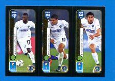 FIFA 365 2016-17 Panini 2017 Figurina-Sticker n. 672 - AUCKLAND CITY FC. -New