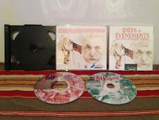 Idees & evenements qui ont change le monde Pc Case-disc & insert French Pal