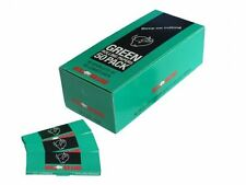 Bull Brand Green Rolling Paper Box Of 100