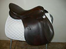 Berney Brothers 18 Inch Grand Prix All Purpose Saddle wide tree Reduced