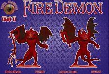 Dark Alliance 1/72 Fantasy Plastic Fire Demons Set #1 Figures 72035 Boxed NEW!