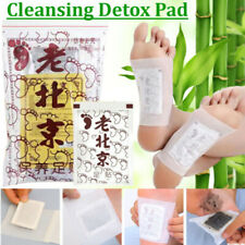 50PCS Premium Ginger Detox Foot Pads Patch Herbal Cleansing Detox Pads