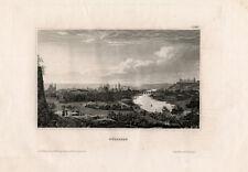 Antique Print-WURZBURG-BAVARIA-GERMANY-Meyer-1837