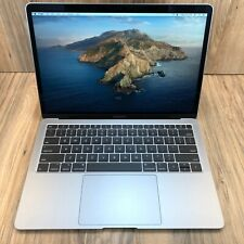 """Apple MacBook Air 2019 Space Gray 13"""" Touch ID 256GB SSD 8GB RAM 1.6GHz Tested"""